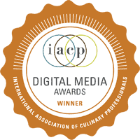 IACP 2017 Awards Winner, Digital Media Awards: Best Recipe-Based Blog // FoodNouveau.com