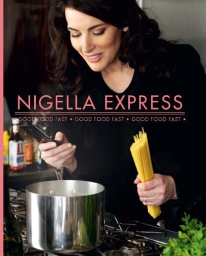 Nigella Express, Nigella Lawson's 7th cookbook published in 2007 // FoodNouveau.com