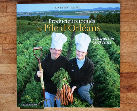 Farmers in Chef Hats by Linda Arsenault