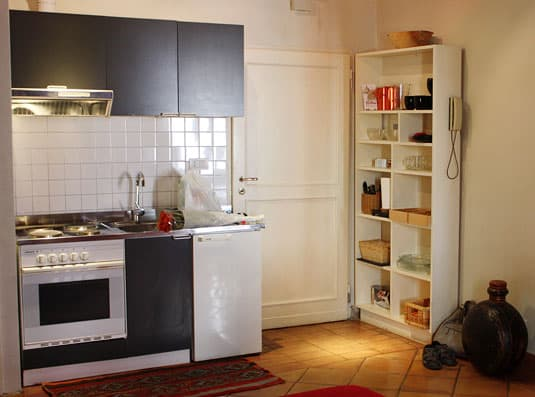 A Typical Apartment in Rome // FoodNouveau.com