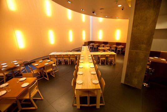 Mà Pêche Restaurant (photo credit: Katie Sokoler/Gothamist)