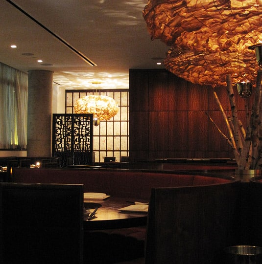 Shang's beautiful modern Asian decor