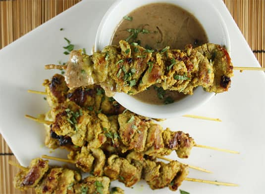 David Thompson's Pork Satay