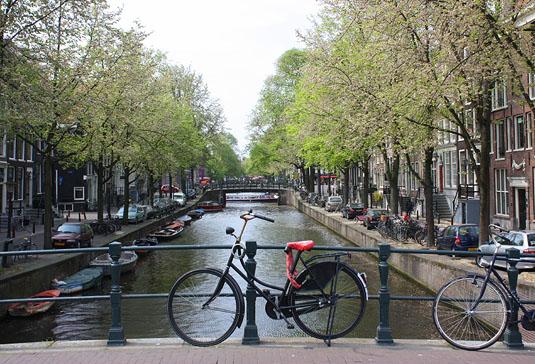 I (heart) Amsterdam!
