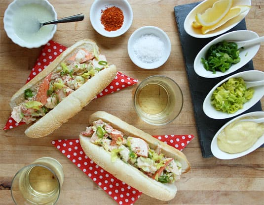 The Best Lobster Rolls Ever (yes, really!)