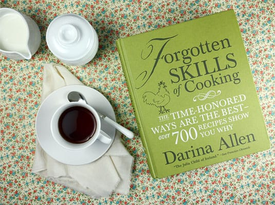 New Giveaway: Signed Copy of Darina Allen's Forgotten Skills of Cooking