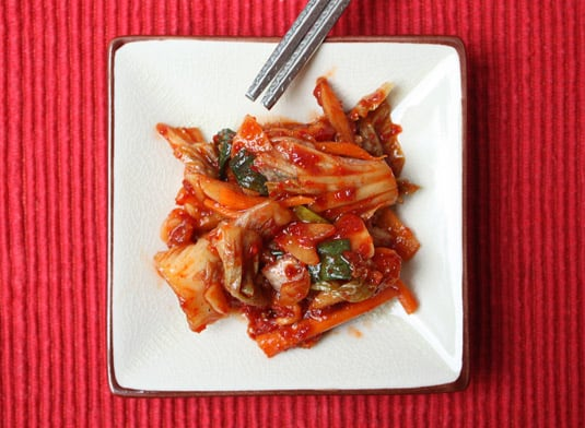 My most controversial post: I (Heart) Kimchi