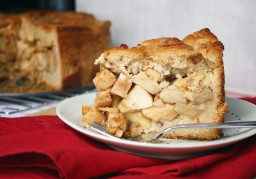 A Deep-Dish Apple Pie, Amsterdam Style