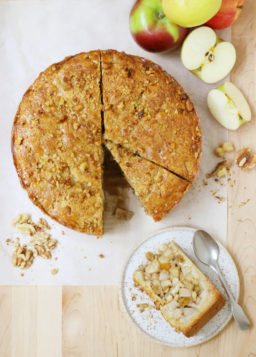Deep-Dish Dutch Apple Pie, Inspired by Amsterdam's Winkel Café