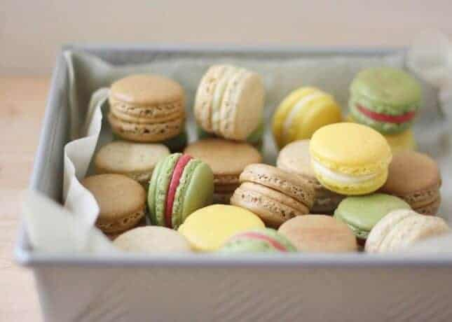All About French Macarons - Food Nouveau