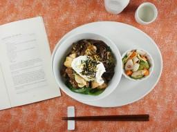 A Heart-Warming Bowl of Sukiyaki Donburi – and a giveaway to benefit Japan's tsunami victims (they still need help!)