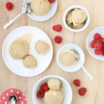 Salted Butter Caramel Ice Cream // FoodNouveau.com
