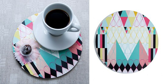 'What's Up, What's Down' Coaster by Anna Pernilla
