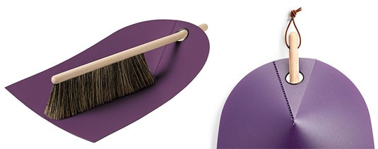 Dustpan & Broom by Normann Copenhagen