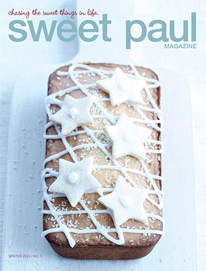 Best for food lovers: Sweet Paul, Winter 2011 Issue