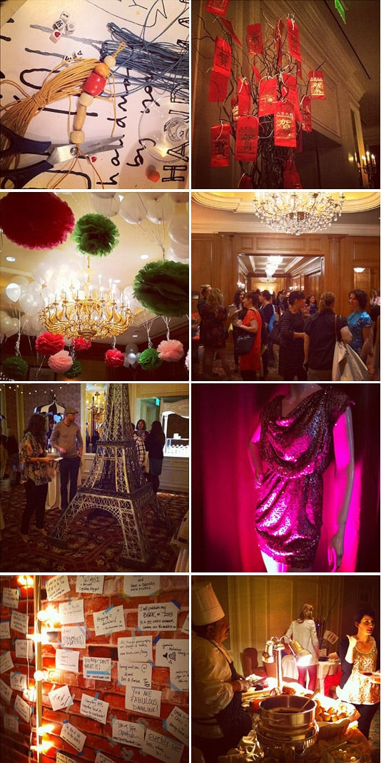 Instagram snapshots from Friday night's mini parties, Alt Design Summit 2012