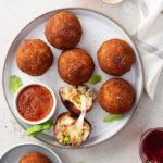 How to Make Arancini (Silician Rice Balls) // FoodNouveau.com