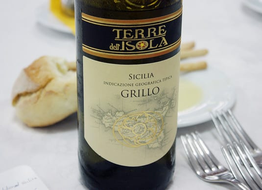 Sicilian Terre di Isola Grillo
