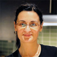 Mayssam, from the food & travel blog Will Travel for Food.