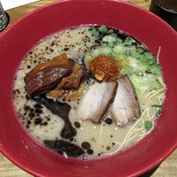 Mayssam's favorite dish: Ramen at Ippudo, New York City.