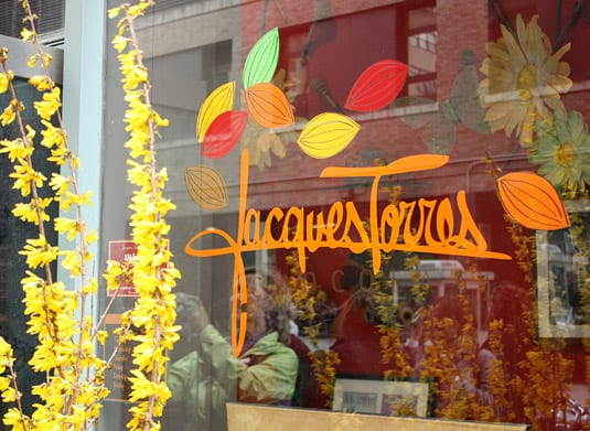 JACQUES TORRES 350, Hudson Street, New York City