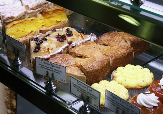 François Payard's classic French pastries, New York City