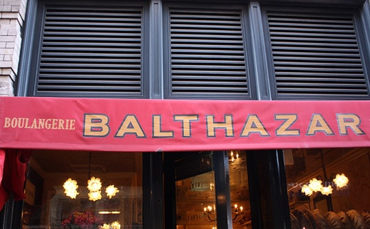 BALTHAZAR BAKERY 80 Spring Street, New York City