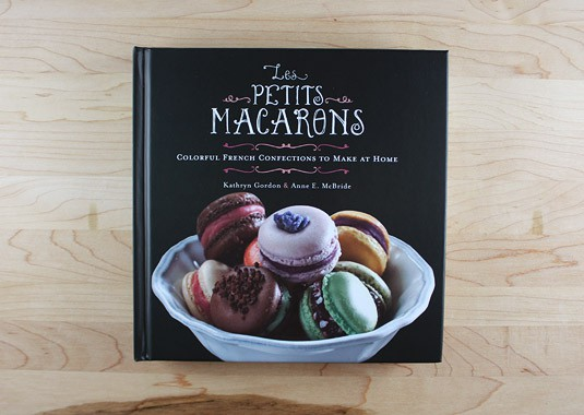 Meeting chef and author Kathryn Gordon during the Chocolate & Pastry Tour in New York gave me the opportunity to ask her to sign a copy of her book, Les Petits Macarons: Colorful French Confections to Make at Home. Enter now for a chance to win it! Giveaway starts on 4/5/2012 and will run until 4/13/2012 at 12:00 PM EST. DETAILS HERE.