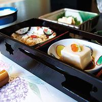 Tofu, Jeanine's favorite dish in Kyoto.
