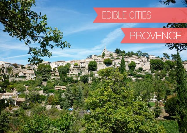 {Edible Cities} Provence, with Ann Mah, author, writer and blogger