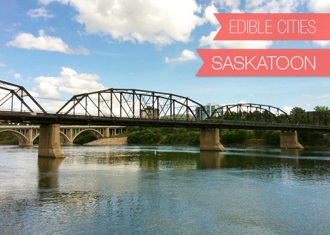 {Edible Cities} Saskatoon, with Dan Clapson from Dan's Good Side / FoodNouveau.com