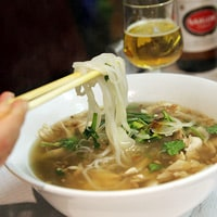Pho, Dan Clapson's favorite dish in Saskatoon, Canada. / FoodNouveau.com