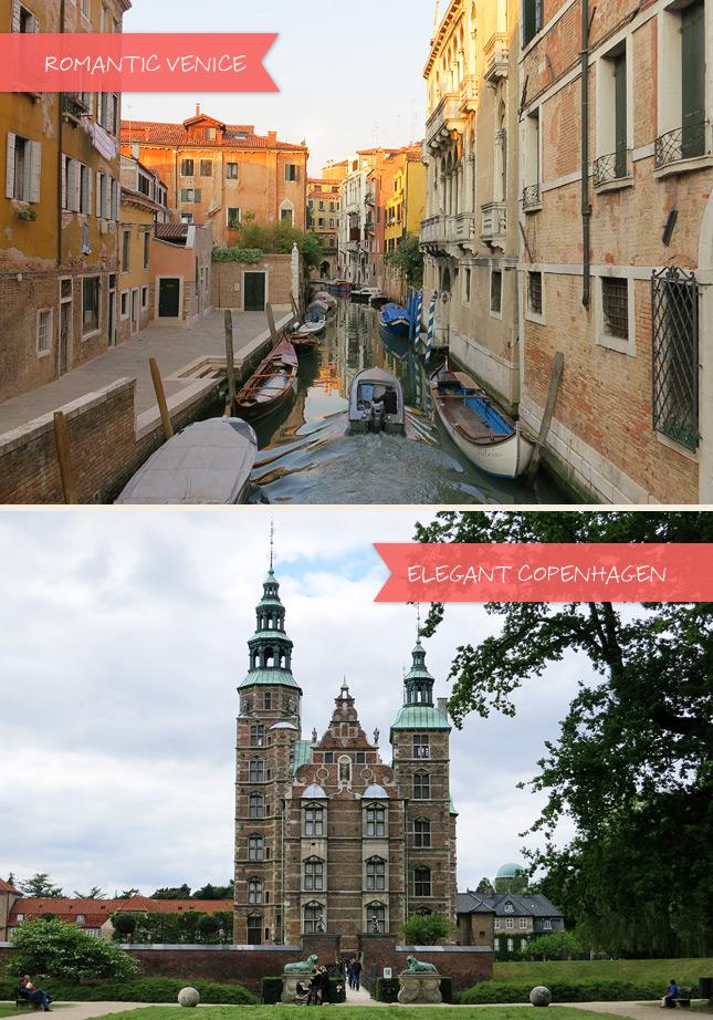 Romantic Venice, Elegant Copenhagen - Food Nouveau