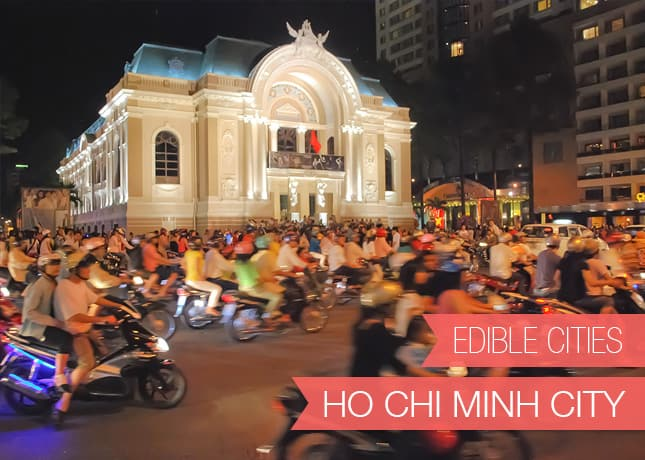 {Edible City} Ho Chi Minh City, Vietnam with David & Luise from Green Kitchen Stories - Food Nouveau
