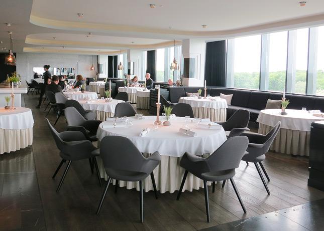 Inside Geranium Restaurant, Copenhagen / FoodNouveau.com