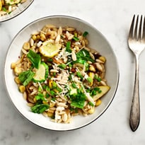 Love & Lemons' Summer Squash and Corn Orzo