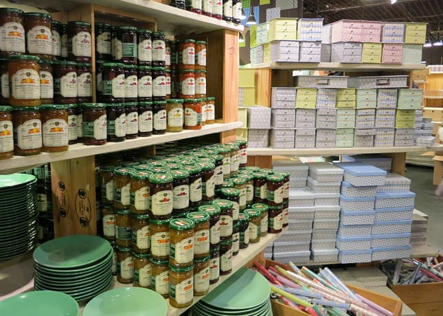 Søstrene Grene, a gourmet food, kitchen accessories and gifts store in Copenhagen, Denmark / FoodNouveau.com