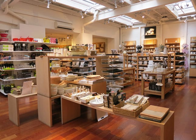 Illums Bolighus, an elegant store selling designer products, gifts and souvenirs in Copenhagen, Denmark / FoodNouveau.com