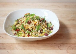 Healthier, Veggie-Filled Homemade Fried Rice