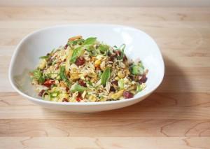 Addictive, Veggie-Filled Fried Rice / FoodNouveau.com