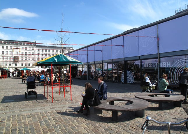 Torvehallerne KBH, Copenhagen's all-new marketplace featuring over 80 fine shops and restaurants / FoodNouveau.com