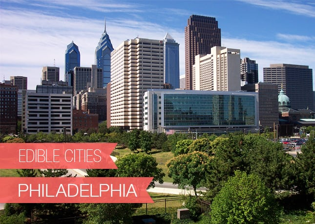 {Edible Cities} Philadelphia, with Lindsey from Lost in Cheeseland