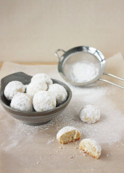 Cardamom Cashew Balls