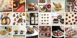 More Holiday Inspiration: A Visual Round Up of 20 Mouth Watering Cookies and Treats