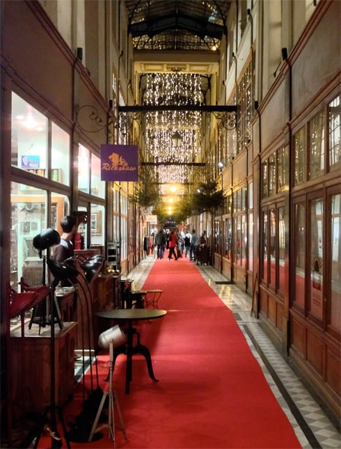 Le Passage du Grand Cerf, the most beautiful shopping arcade in Paris // FoodNouveau.com