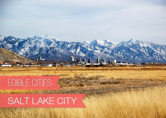 {Edible Cities} Salt Lake City, with Annalise from Completely Delicious // FoodNouveau.com