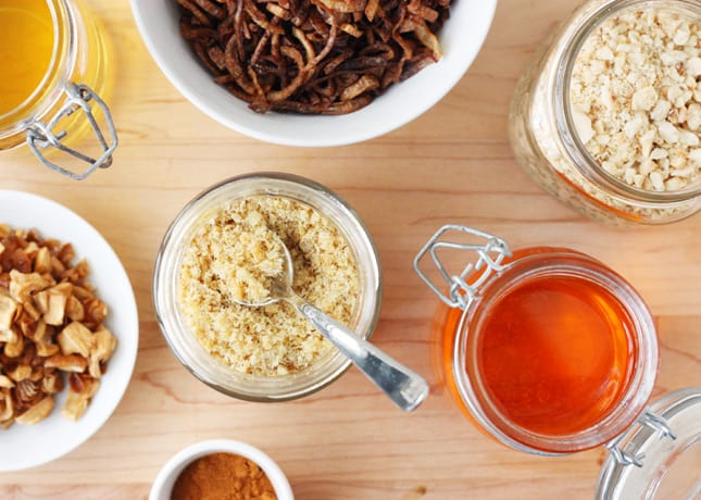 Basic ingredients of Burmese cuisine // FoodNouveau.com