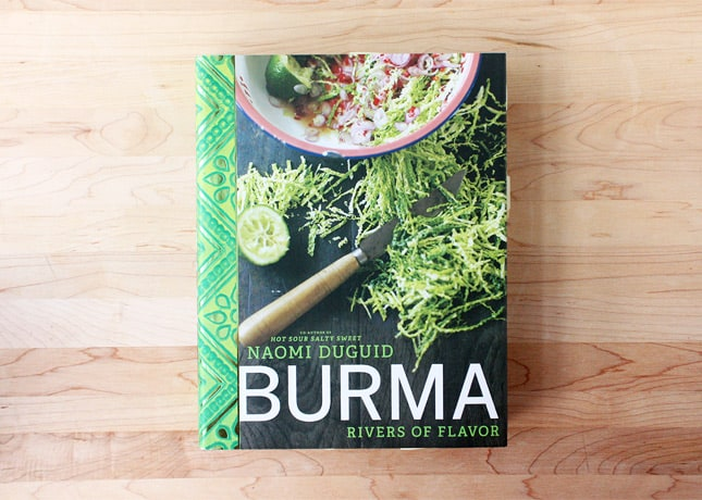 Burma: Rivers of flavor, a book by Naomi Duguid // FoodNouveau.com
