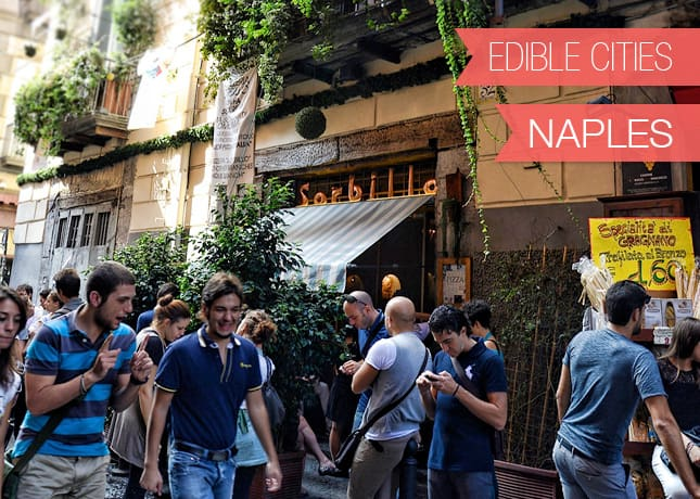 {Edible Cities} Naples, with Stephanie from A Global Dish // FoodNouveau.com