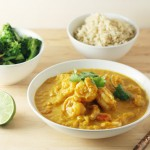 Pumpkin-Shrimp Curry // FoodNouveau.com